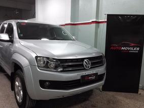 Volkswagen Amarok 2.0 Tdi 4x4 163cv Trendline 2011 Anticipo