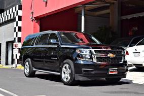 Chevrolet Suburban Lt Qc/sonido Premium 2015