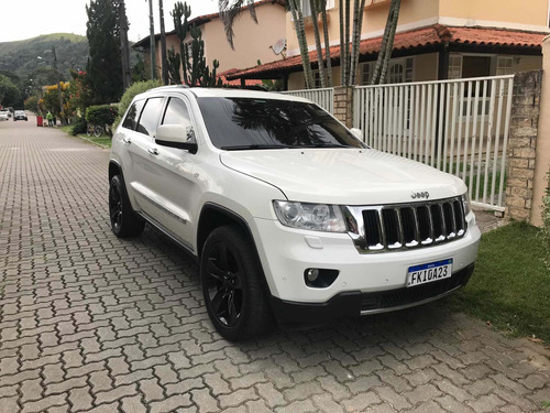 Jeep Grand Cherokee 2012 3.6 Limited Aut. 5p