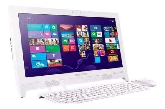 Computadora Lenovo Aio C260 4 Gb 19,5 Pantalla Tactil