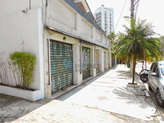 Galpão Comercial Para Venda E Locação, Vila Mariana, São Paulo. - Ga0131
