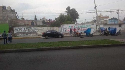 Terreno Renta Av. Mariano Riva Palacio, Chimalhuacan 306580