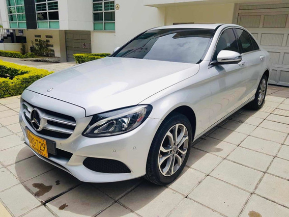 Mercedes-benz Clase C 180