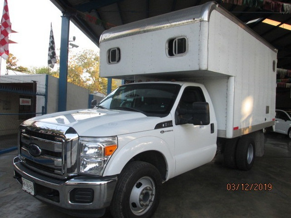 F 350 Super Duty Xl Plus 2016 Caja Seca