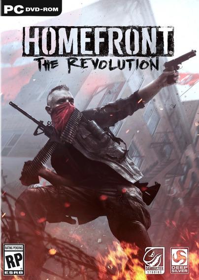 Homefront: The Revolution - Pc Mídia Digital