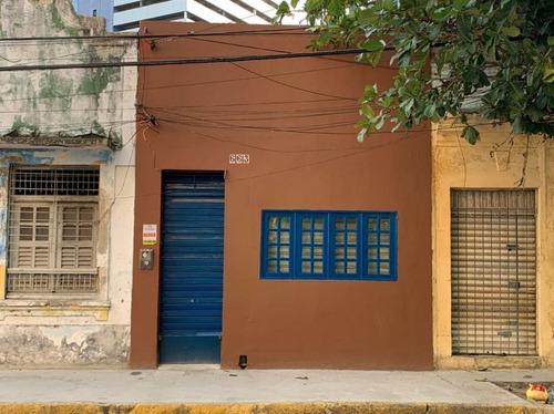 Casa Comercial Para Alugar, 141 M² Por R$ 3.499/mês - Boa Vista - Recife/pe - Ca0221