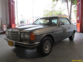 Mercedes Benz Clase C Cupe 230