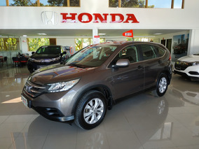 Honda Cr-v City Modelo 2013 Titanio Metalico