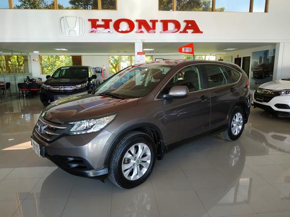 Honda Cr-v City Modelo 2013 Titanio Metalico