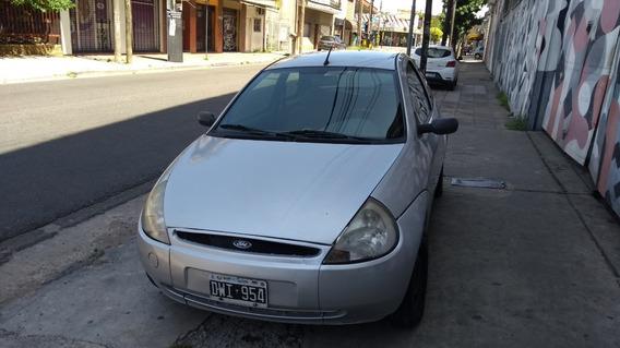 Ford Ka, Sedan 3 Puertas, Modelo 2001