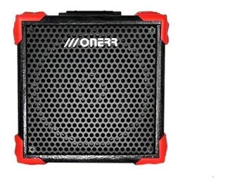 Amplificador Onerr Block 20mt P/ Violao Teclado Microfone