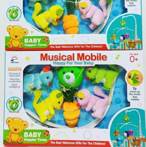 Móvil Musical Bebé, Sonido, Juguete. Mi Peque