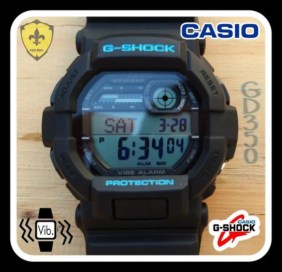 Reloj Casio G Shock Gd350