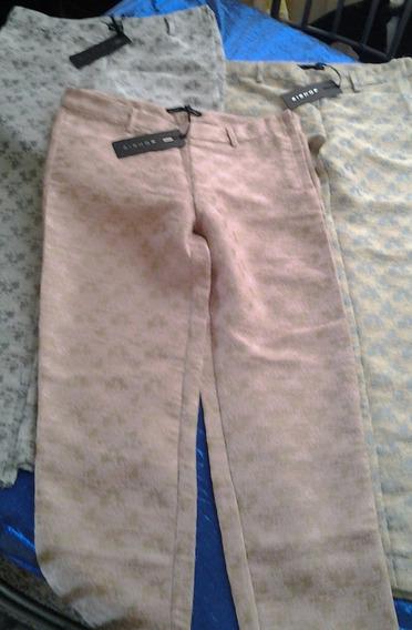 Pantalón De Vestir Damas Nuevo