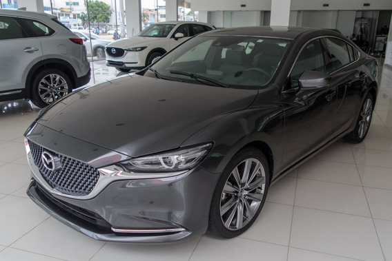 Mazda 6 2,5 Signature 2020 Machine Gray 4p