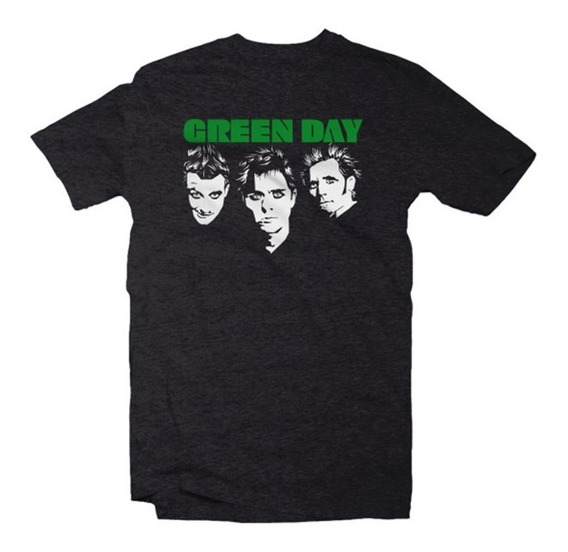 Playeras Green Day - 15 Diseños Disponibles