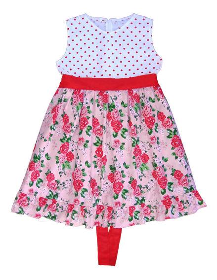 Vestido De Flores- Nena