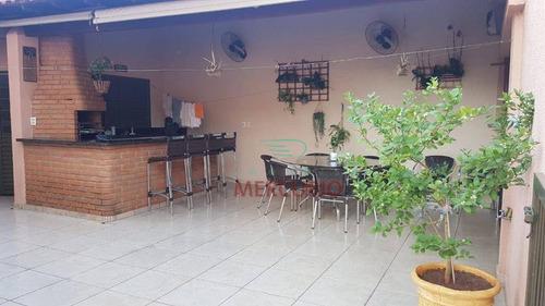 Casa À Venda, 187 M² Por R$ 600.000,00 - Jardim Terra Branca - Bauru/sp - Ca3457