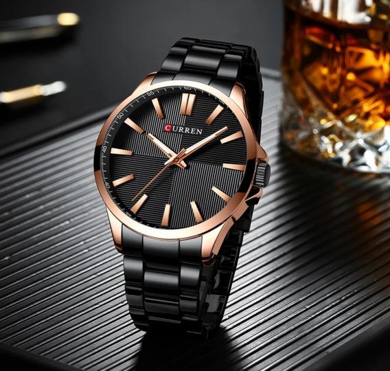Relógio Curren Envio Em 24hs
