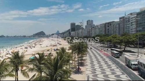 Apartamento-à Venda-copacabana-rio De Janeiro - Cpap10362