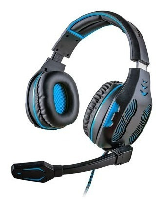 Fone Headset Gamer Mymax Centauro 5.1 Sp-x13 Azul