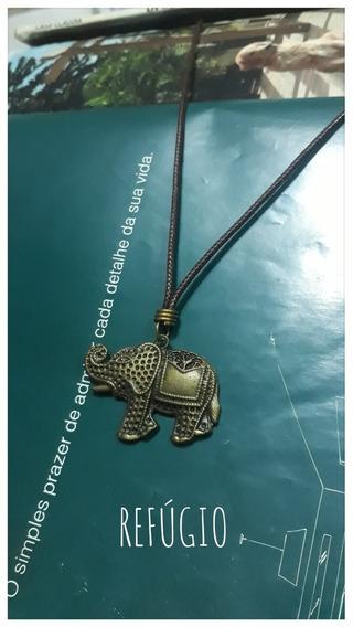 Cordão De Elefante Indiano