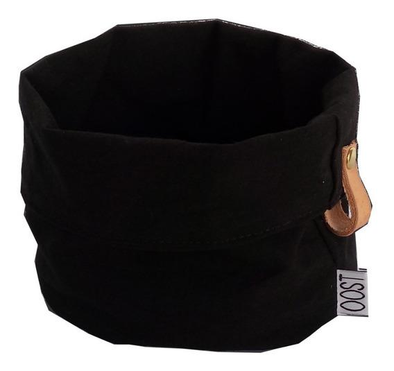 Contenedor Tela Small Oferta Negro