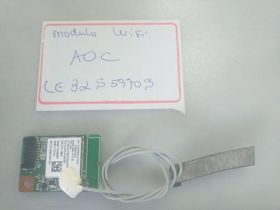 Módulo Wifi Tv Aoc Le32s5970s