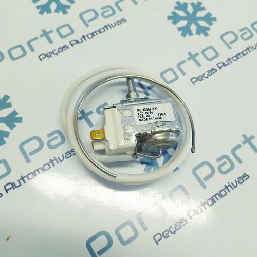 Termostato Robertshaw Rc-33667-2 Ar Condicionado Bulbo 90 Cm