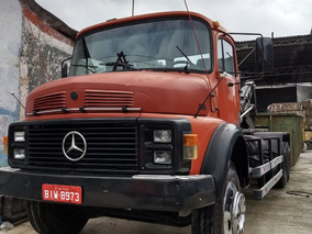 Mercedes Benz 1313 Roll On Roll Off