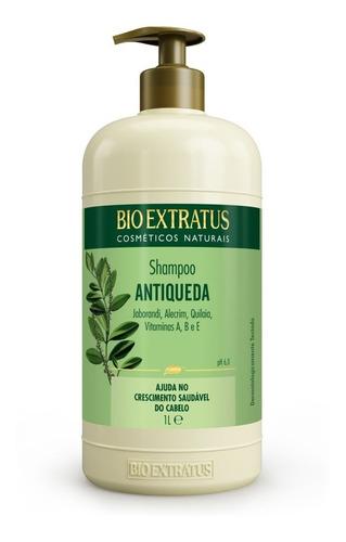 Imagem 1 de 1 de Bio Extratus Jaborandi Shampoo 1 Litro