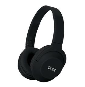 Fone De Ouvido Para Celular Com Microfone Hs207 Stereo Preto