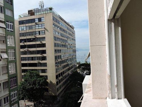 Imagem 1 de 21 de Apartamento À Venda, 130 M² Por R$ 1.380.000,00 - Copacabana - Rio De Janeiro/rj - Ap6338