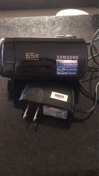 Filmadora Samsung 65x