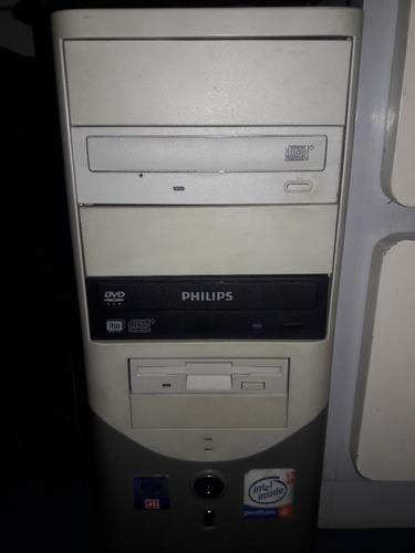 Imagen 1 de 6 de Pc Pentium 4 Con Monitor Y Teclado