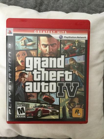 Gta Iv Playstation 3