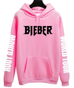 Blusa De Frio Moletom Justin Bieber Purpose Tour Tumblr Pop