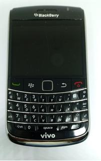 Blackberry Bold 9700 Preto C/ Defeito S/ Garantia