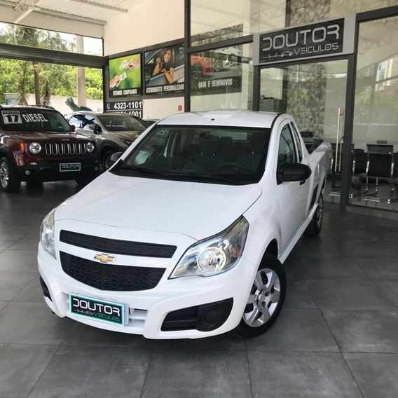 Chevrolet Montana 2018 Ls Cs 1.4 Econoflex / Montana 2018