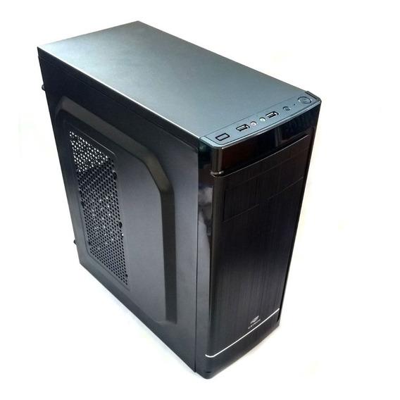 Computador C3-tech Com Ssd 120gb + 4gb Ram + Hd 500gb