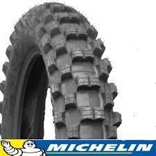 Cubierta 130-70-19 Michelin S12 Crf Kxf Ktm Yzf Rmz Dot 2012