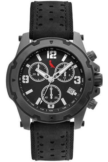 Relógio Reserva Masculino Premium - Rejp25aa - Cor Preto
