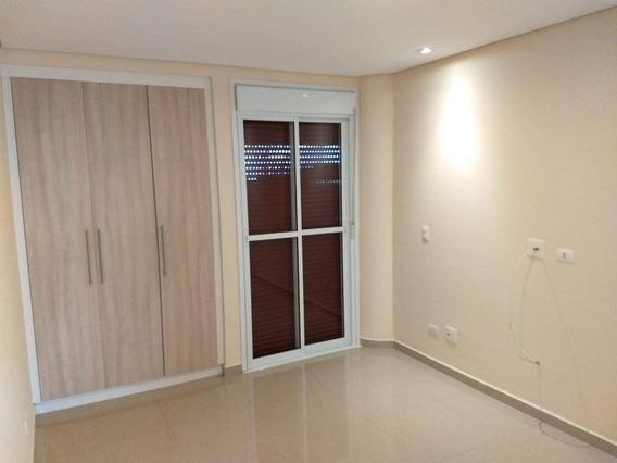 Apartamento Residencial Para Locação, Jardim Bela Vista, Santo André. - Ap0345
