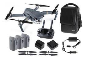 Drone Dji Mavic Pro Combo Fly More C/ N.f.e Envio Imediato