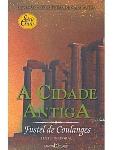Livro A Cidade Antiga Fustel De Coulanges