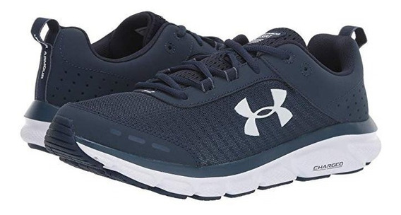 Tenis Under Armour Ua Charged Assert 8 Caballero Navy
