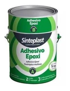 Adhesivo Epoxi Sinteplast X 1 Kg Bicomponente