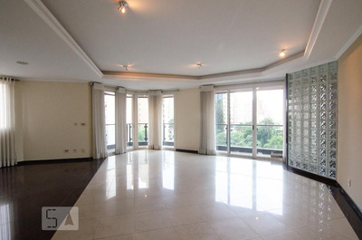 Apartamento No 5º Andar Com 4 Dormitórios E 3 Garagens - Id: 892889072 - 189072
