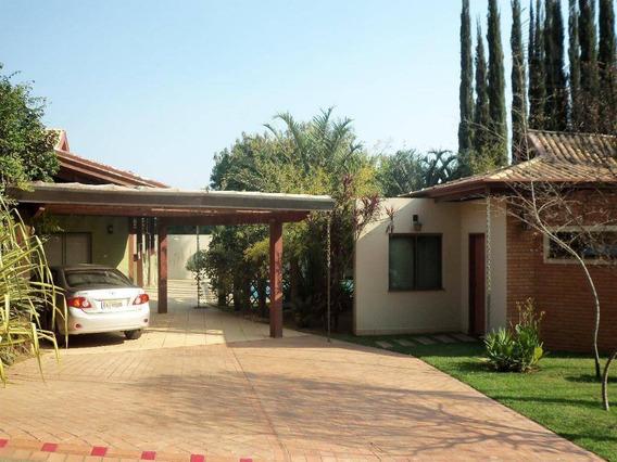 Casa Com 4 Dormitórios À Venda, 491 M² Por R$ 2.000.000 - Condomínio Vale Do Itamaracá - Valinhos/sp - Ca9812
