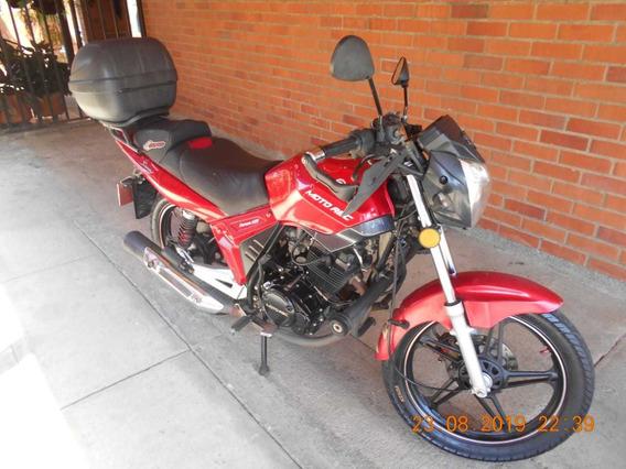 Moto Abc Fornax 125